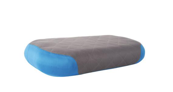 Sea to Summit Aeros Premium Pillow Deluxe blue/grey